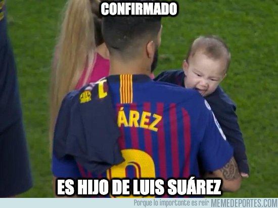 1072775 - El pequeño Suárez Jr, por @Llourinho