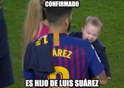 Enlace a El pequeño Suárez Jr, por @Llourinho