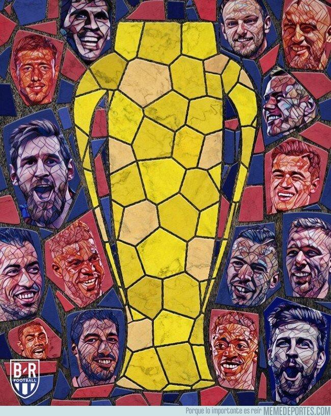 1072789 - El Barça completa una fantástica liga, por @brfootball