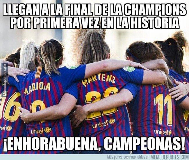 1072834 - Y la primera vez que un equipo español lo consigue. ENORMES.