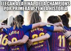 Enlace a Y la primera vez que un equipo español lo consigue. ENORMES.