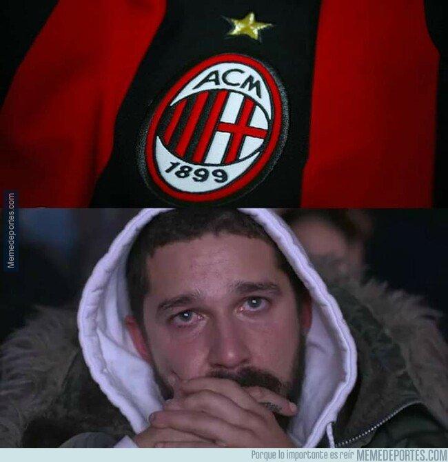 1072889 - Cuando ves de nuevo al Milan fuera de puestos de Champions