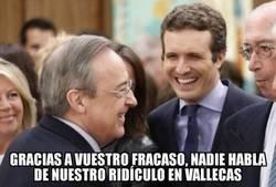 Enlace a La elecciones le han venido bien al Madrid
