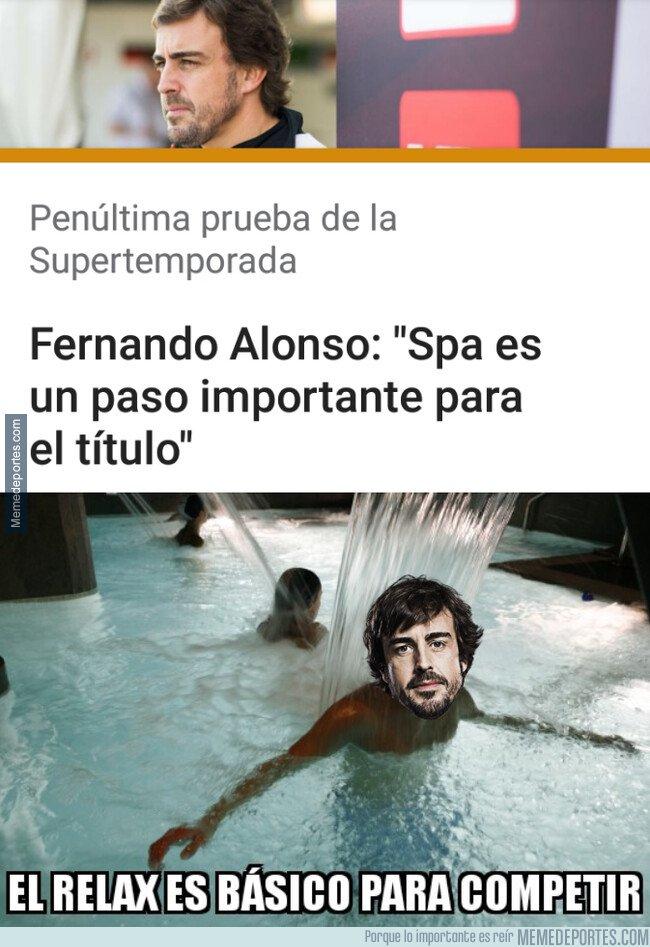 1073007 - El Spa es clave para Fernando alonso