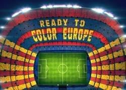 Enlace a Así es el mosaico del Camp Nou, ¿qué opinas?