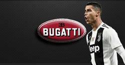 Enlace a Cristiano podría ser el comprador del coche más caro del mundo: Un Bugatti de 11 millones