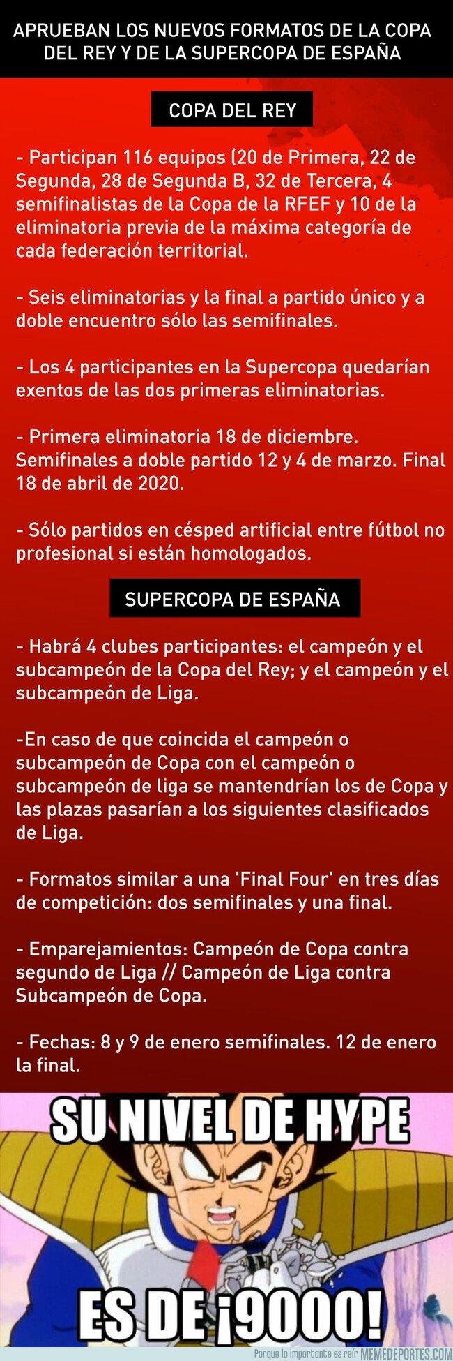 1073048 - El nuevo formato de la Copa y Supercopa viene cargado de hype