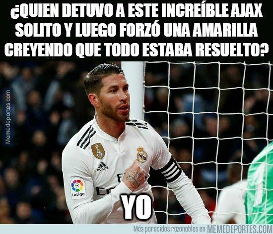 1073107 - El error que perseguirá a Sergio Ramos toda su vida