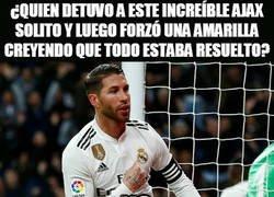 Enlace a El error que perseguirá a Sergio Ramos toda su vida