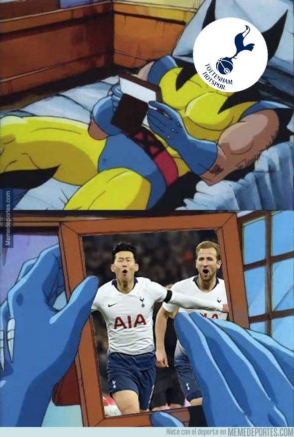 1073113 - El Tottenham echó de menos a alguien...