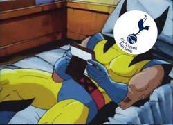 Enlace a El Tottenham echó de menos a alguien...