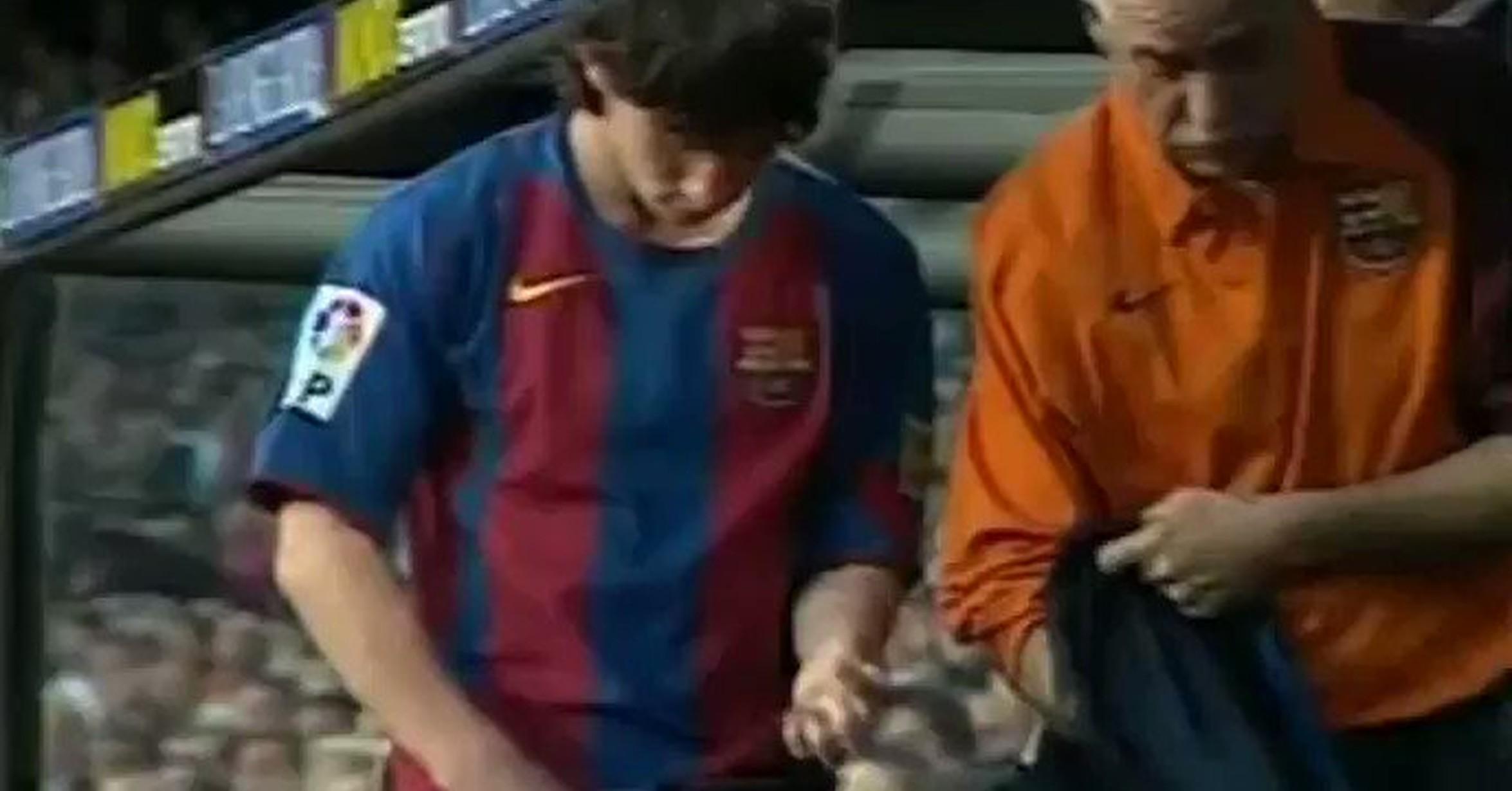 [ MEMEDEPORTES ] Un Primero De Mayo Messi Marcó El Primer