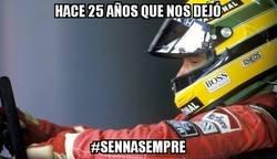 Enlace a Senna por siempre