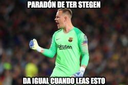 Enlace a El Barça tiene un seguro de vida con Stegen