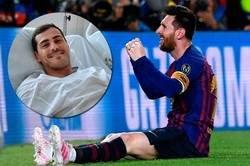 Enlace a Messi se acordó de Iker Casillas tras su exhibición ante el Liverpool y el mundo se rinde ante él