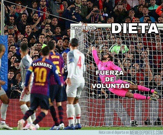 1073332 - Mi dieta vista según el gol de Messi