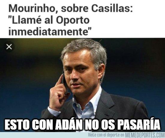 1073427 - Mourinho sigue con su obsesión