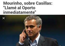Enlace a Mourinho sigue con su obsesión