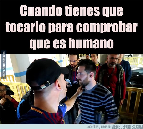 1073451 - ¿Será de verdad humano?