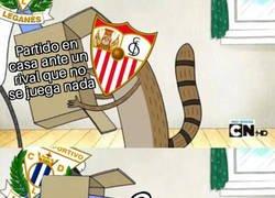 Enlace a El Sevilla dice adiós a la Champions de forma inesperada