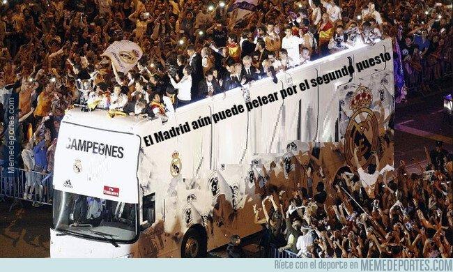 1073521 - Tras la derrota del Atlético de Madrid, los madridistas aún están a tiempo de celebrar algo con el Madrid