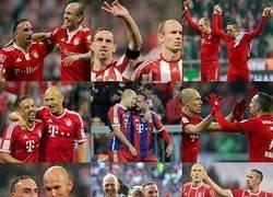 Enlace a Una de las mejores duplas de la década se retiran del Bayern al finalizar la temporada