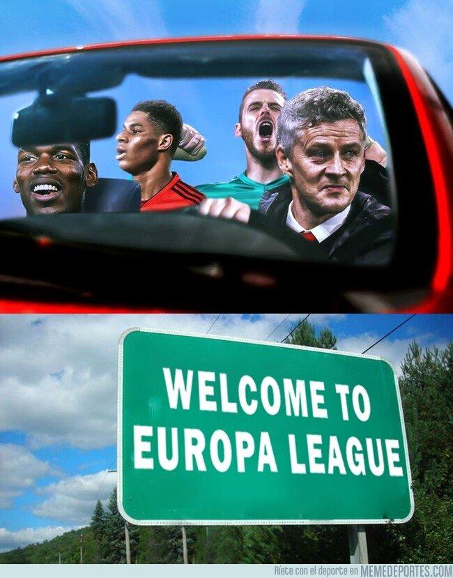 1073593 - El United, matemáticamente fuera de la champions. Ole's at the wheel