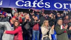 Enlace a El Huesca se despide de La Liga. Pero con la cabeza muy en alto