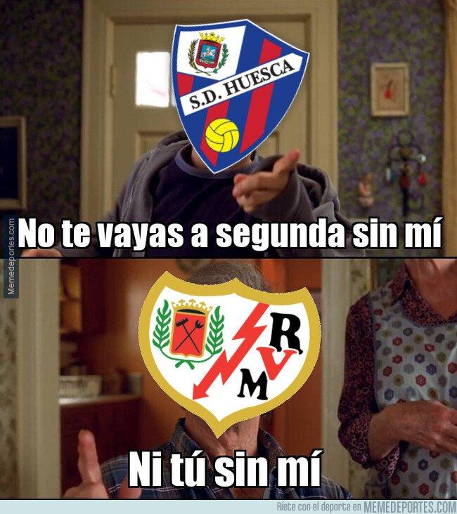 1073626 - Rayo y Huesca ya son nuevos equipos de LaLiga 123