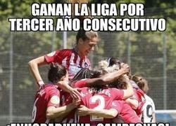 Enlace a El Atlético femenino está que se sale