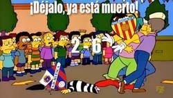 Enlace a Goleada del Valencia al Huesca que lo manda a 2ª