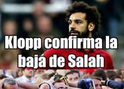 Enlace a Los más dolidos por la baja de Salah