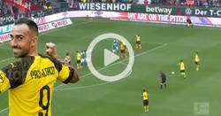 Enlace a Todos hablan del golazo de Messi vs Liverpool, pocos del de Alcácer vs Bremen
