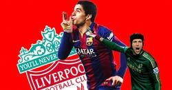 Enlace a Petr Cech le aconseja a Suárez celebrar su gol si anota en Anfield, El Uruguayo dice que no lo hará. ¿Tú qué crees?