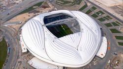 Enlace a Qatar revela un nuevo estadio en forma de vagina gigante para el Mundial 2022