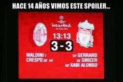 Enlace a Liverpool vuelve a escribir historia