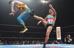 Enlace a Liverpool manda al Barcelona al carrer