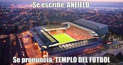 Enlace a El verdadero templo del fútbol