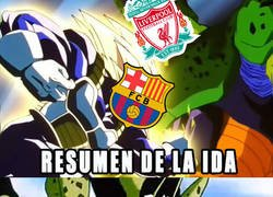 Enlace a Resumen de los Barça-Liverpool