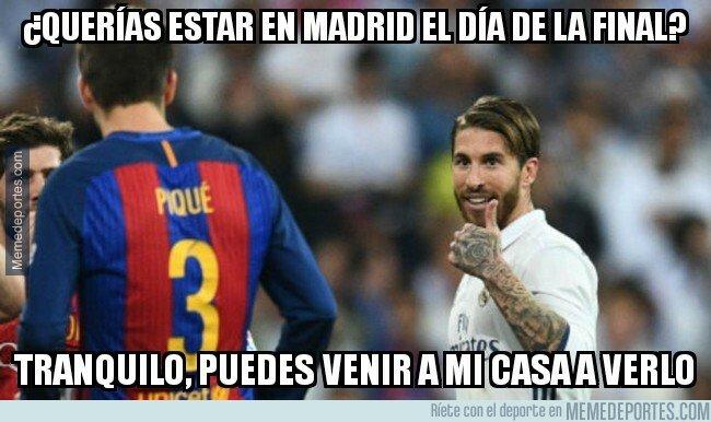 1073991 - Ramos tiene una proposición para Piqué