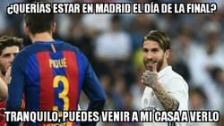Enlace a Ramos tiene una proposición para Piqué