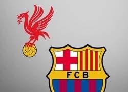 Enlace a El Liverpool deja al Barça en el abismo, por @emiliosansolini