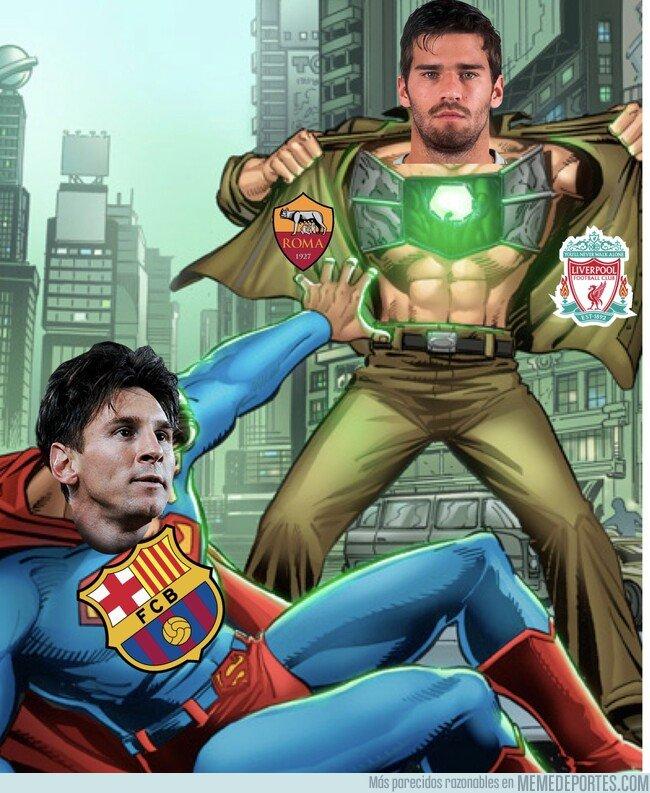 1074063 - Kriptonita para Messi