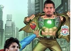 Enlace a Kriptonita para Messi