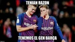 Enlace a El gen Barça