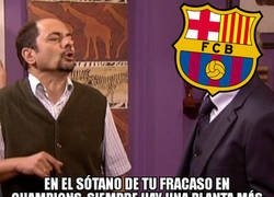 Enlace a ¡Barça, me minas la moral!