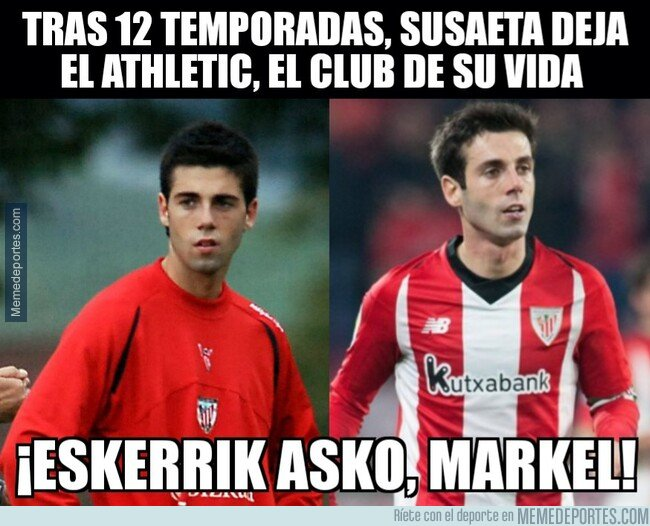 1074334 - Markel Susaeta deja el Athletic Club