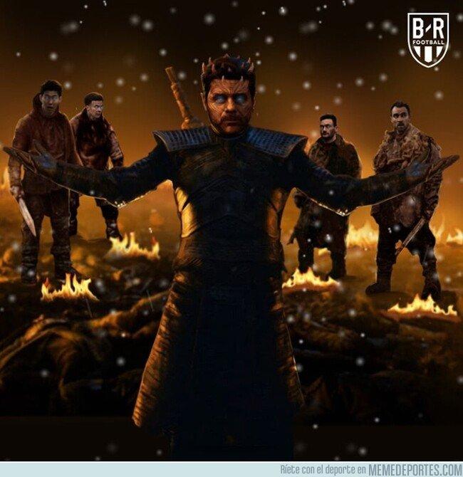 1074346 - El Rey de la 'Poche' levantó al ejército del Tottenham, por @brfootball