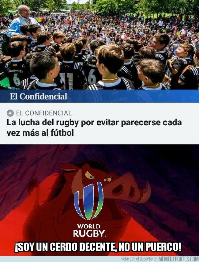 1074431 - Las consecuencias a las que se enfrenta el rugby por su creciente popularidad