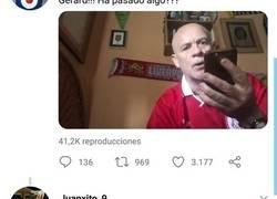 Enlace a Le contestan a Duró con un buen zasca sobre su invitación a Piqué a whatsapp